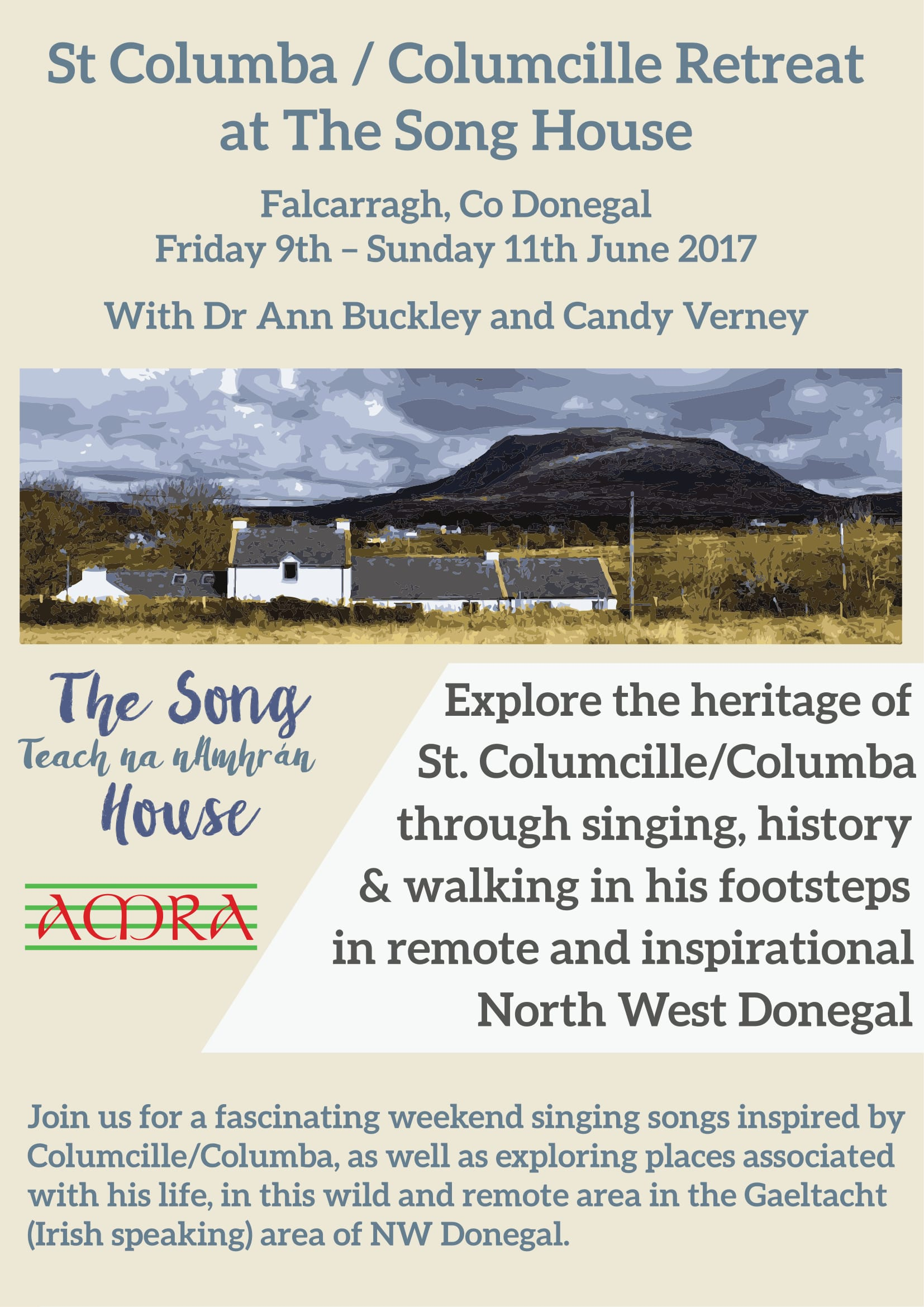 St Columba / Columcille Retreat